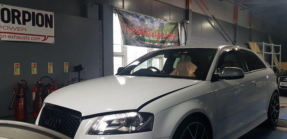 Audi S3 8P Stage 2 370BHP